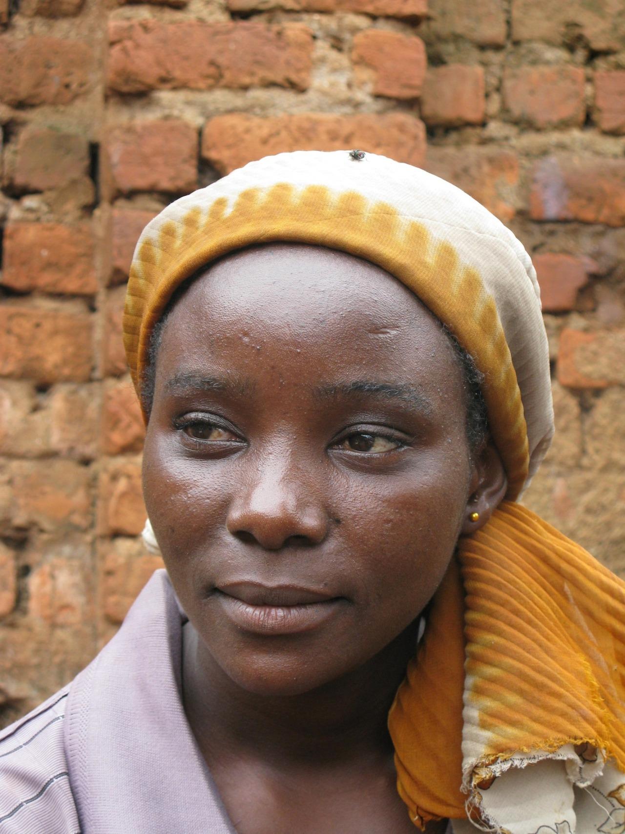 Bukavu mujer