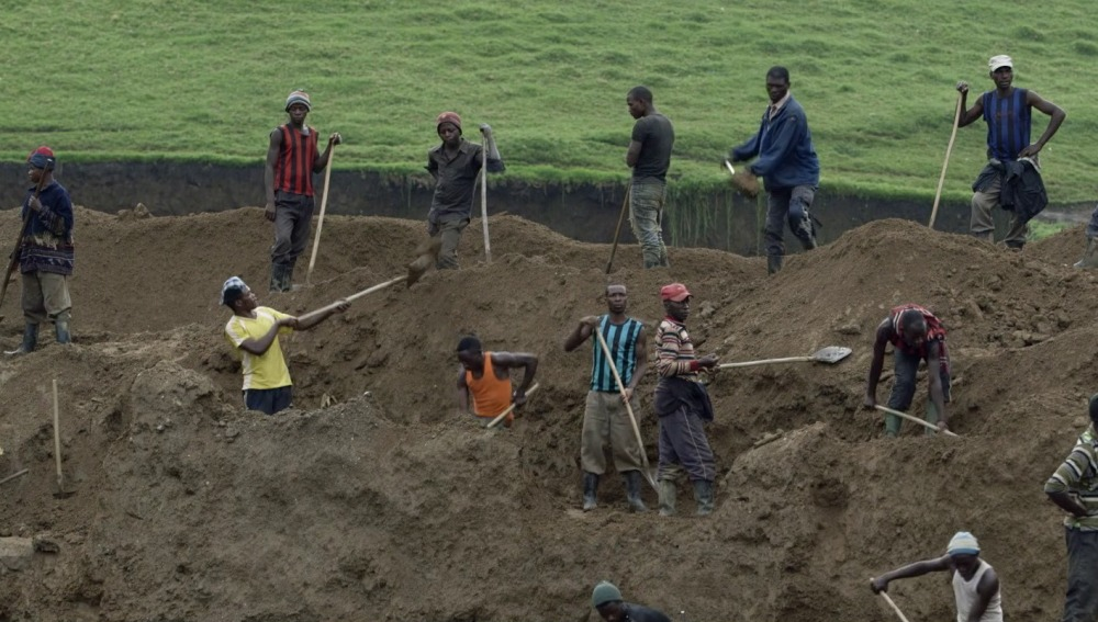 Congo coltan
