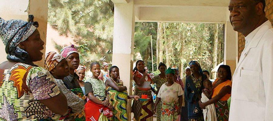 Congo un médico para salvar mujeres