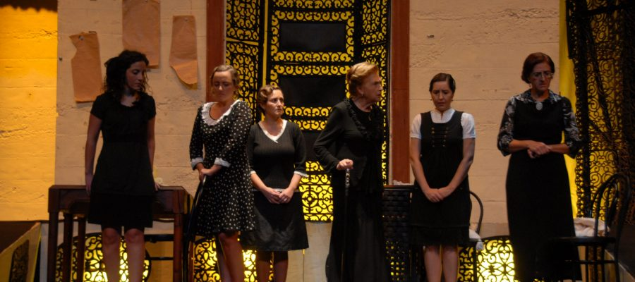 Teatro Casa Bernarda Alba