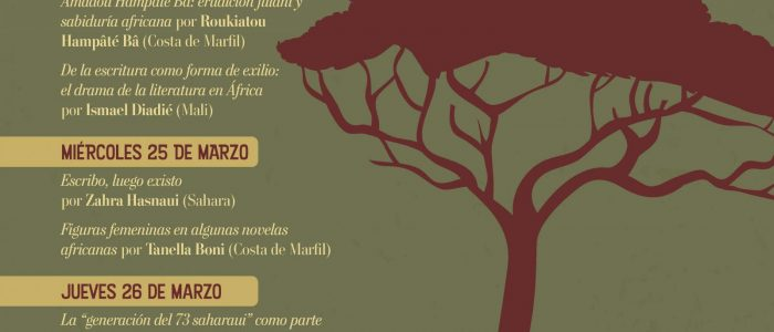 Jornadas literatura africana